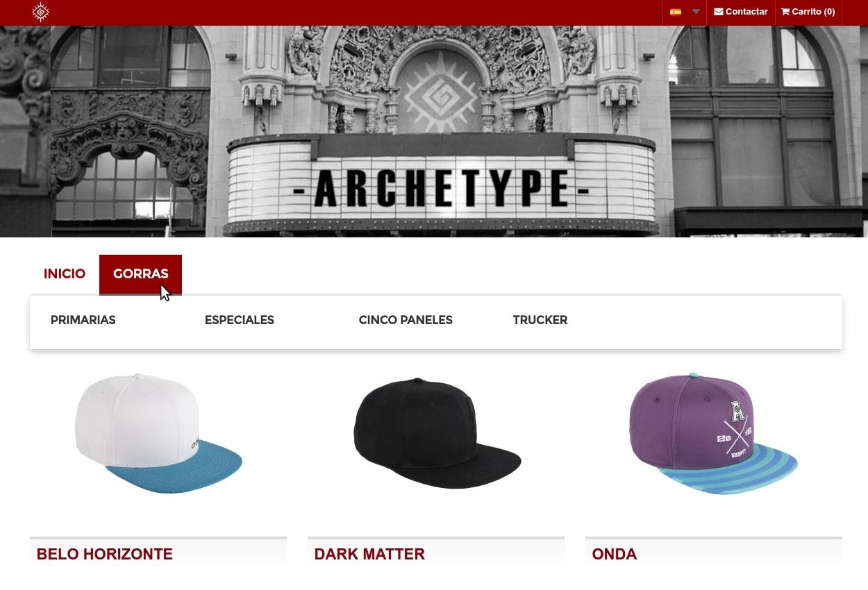 ArchetypeCaps.com